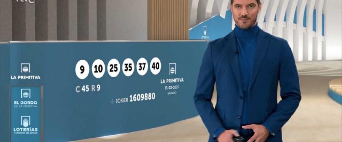 Se entregan 3 premios de 535.896 euros en La Primitiva