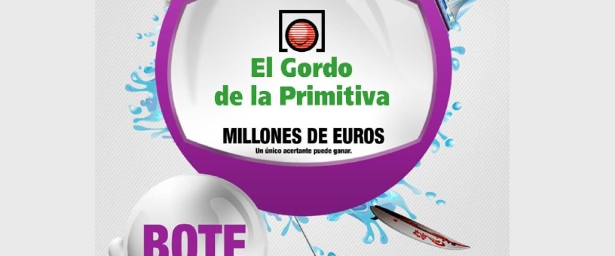 El Gordo de la Primitiva entrega dos premios de 95.760 euros en Madrid y Mataró