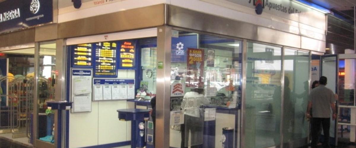 La Primitiva entrega un primer premio de 1.652.759 euros en Madrid
