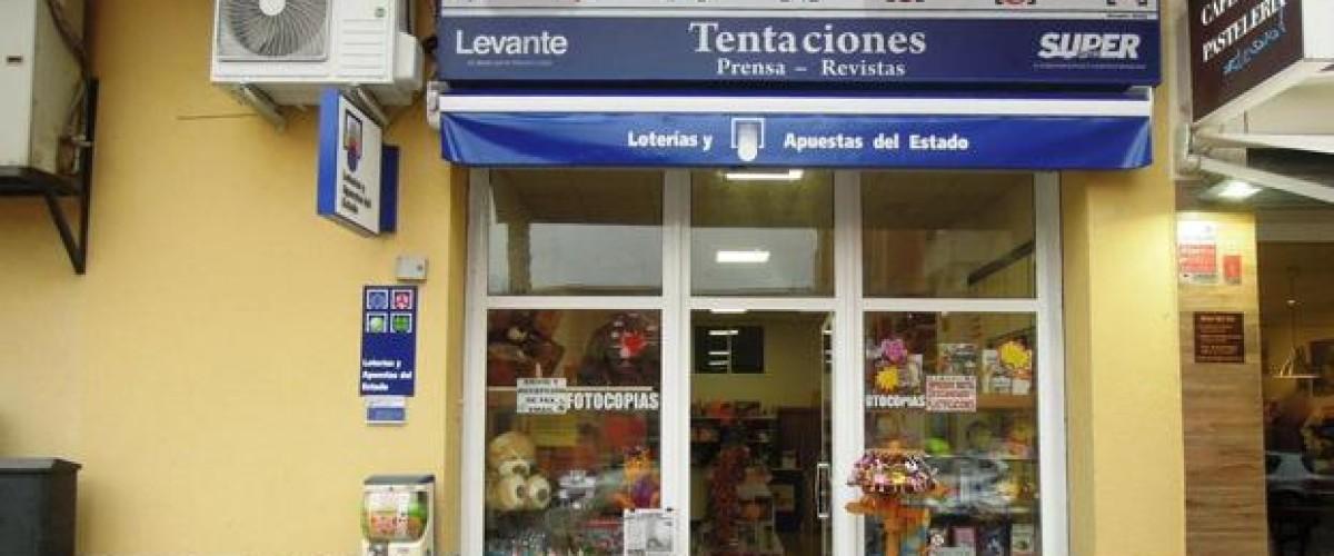 Un valenciano logra 185.212 euros en El Gordo de la Primitiva