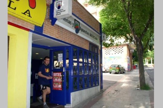 Un guadalajareño gana un segundo premio en la Bonoloto de 179.030 euros