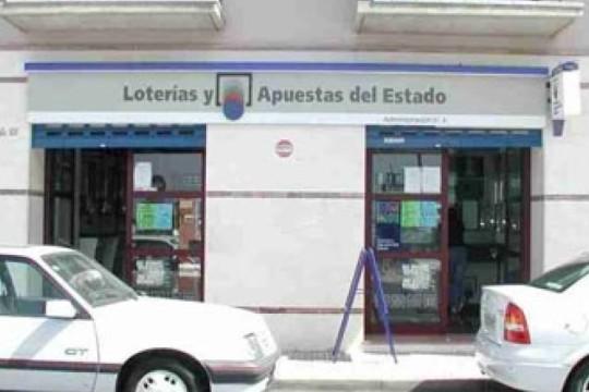 El billete premiado con el bote de la Bonoloto se vende en Las Galletas