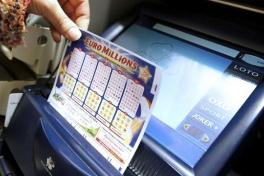 Suiza recibe un premio de 507.955 euros de la mano del Euromillones