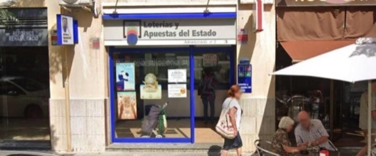 Un vecino de Vilassar de Mar gana un primer premio de 1.474.155 euros en La Primitiva