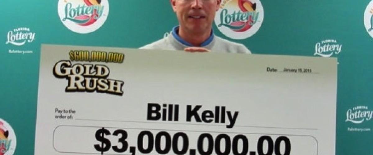 Un perro ha sido el afortunado ganador de 3.000.000 de dólares en la lotería Gold Rush de Florida