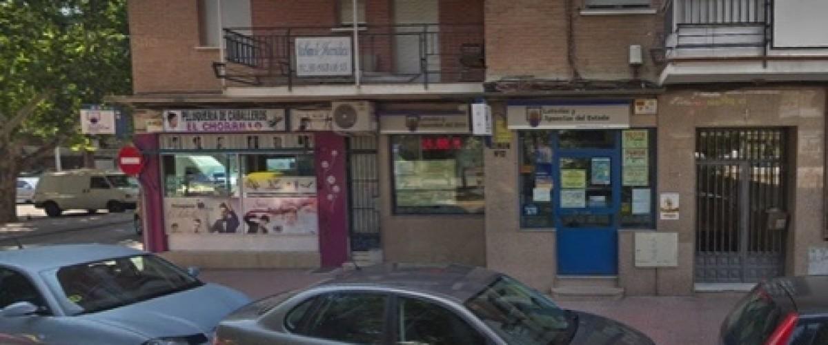 Un segundo premio de 180.987 euros es repartido en Alcalá de Henares por la Bonoloto