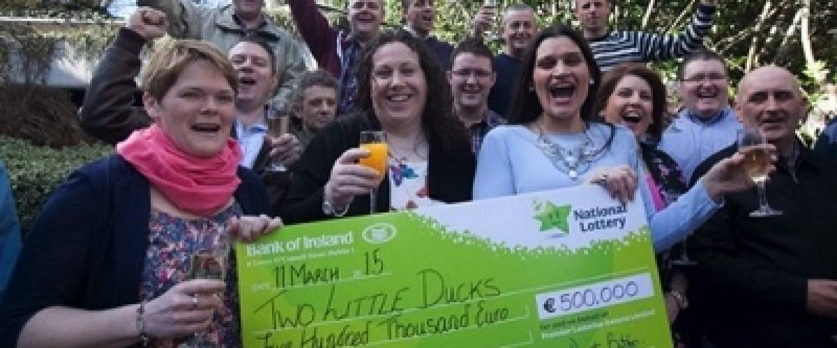 Una peña de Irlanda gana el Euromillones dos veces seguidas