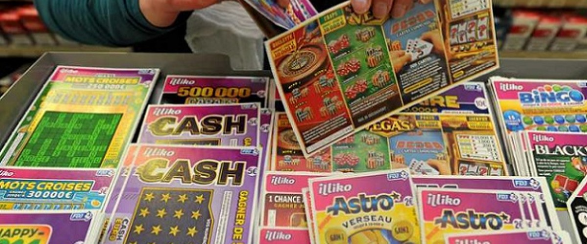 Vrais voleurs pour faux tickets à gratter