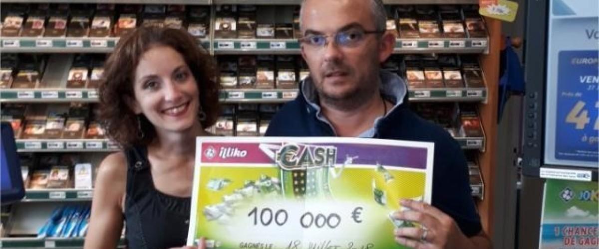 Un mois de persévérance pour un nouveau Cash gagnant en Bretagne