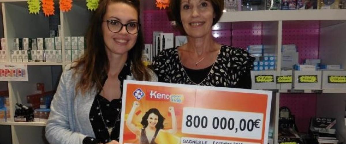 Beau Keno gagnant dans le Maine-et-Loire : 800 000€ pour un couple du Choletais