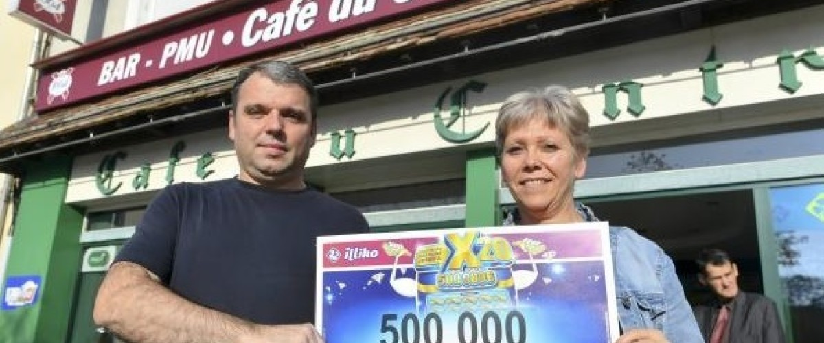 Jackpot du ticket X20 à gratter : « On y croyait sans y croire ! »