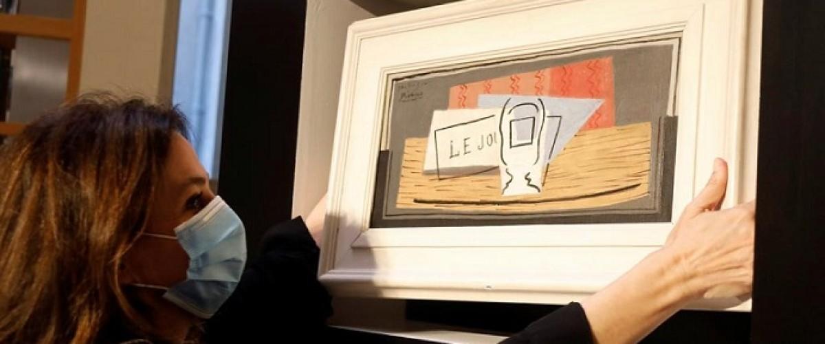 La Loterie solidaire Un Picasso pour 100€ fait une gagnante en Italie