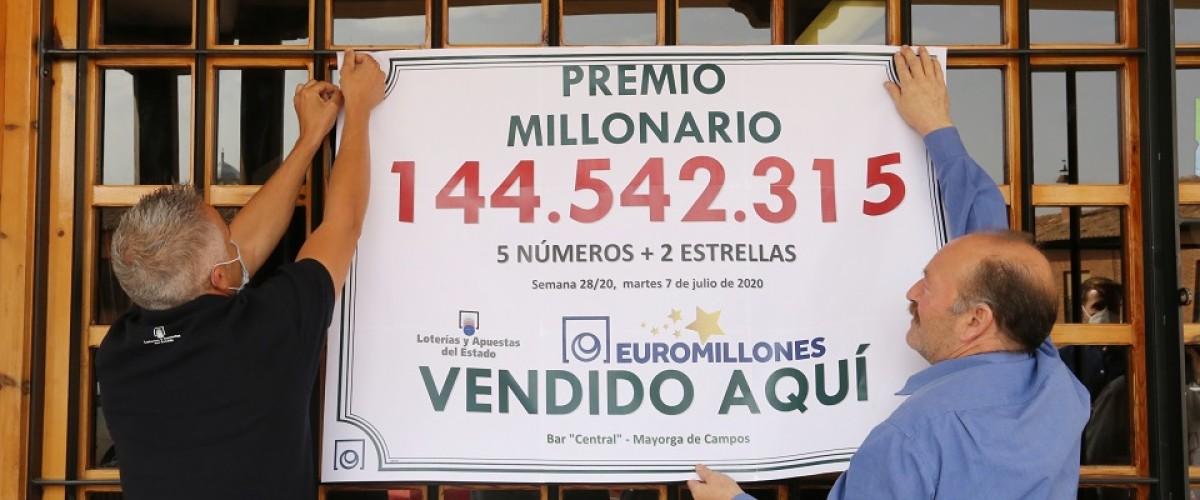 15 amis espagnols se partagent la Super-Cagnotte Euro Millions