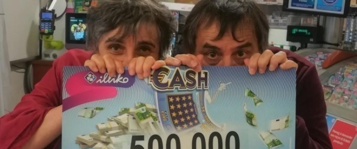 Côtes-d'Armor : le ticket Cash protagoniste de la photo gagnante