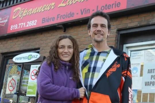 Le Loto 6/49 Canadien sort de la crise une famille en difficulté