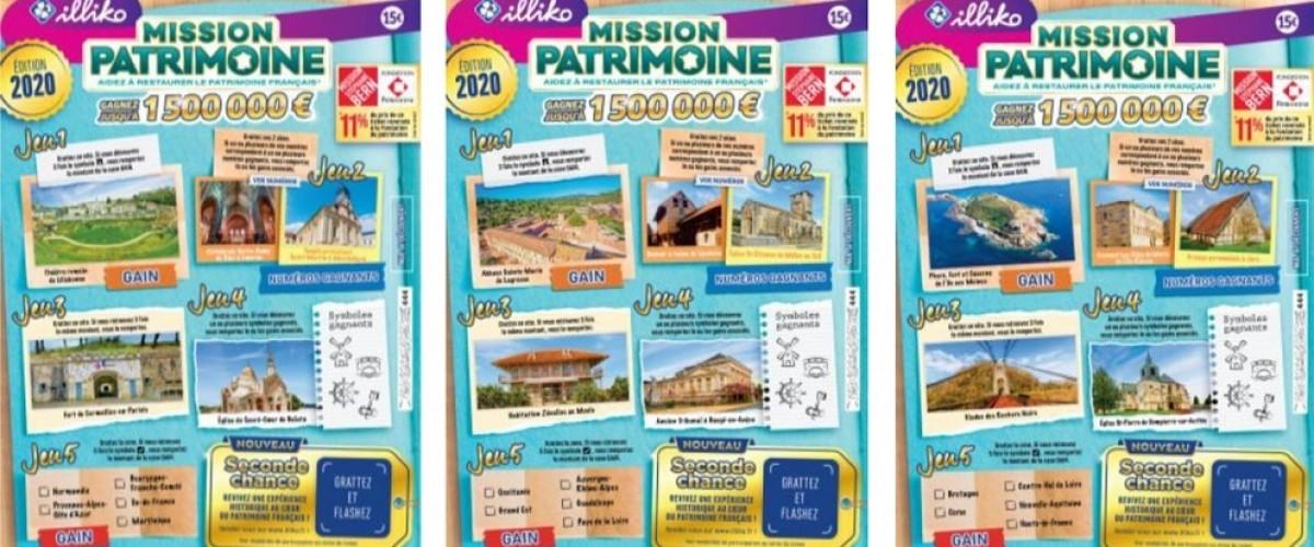 La première millionnaire du ticket Mission Patrimoine 2020 vient de Guadeloupe