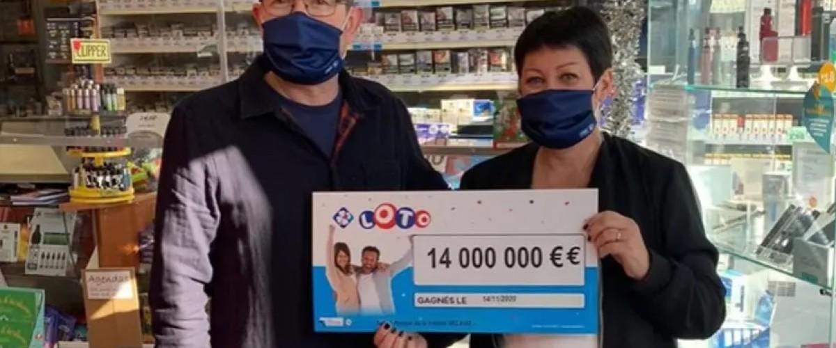 14 et 16 millions : le Loto de Novembre distribue ses fruits