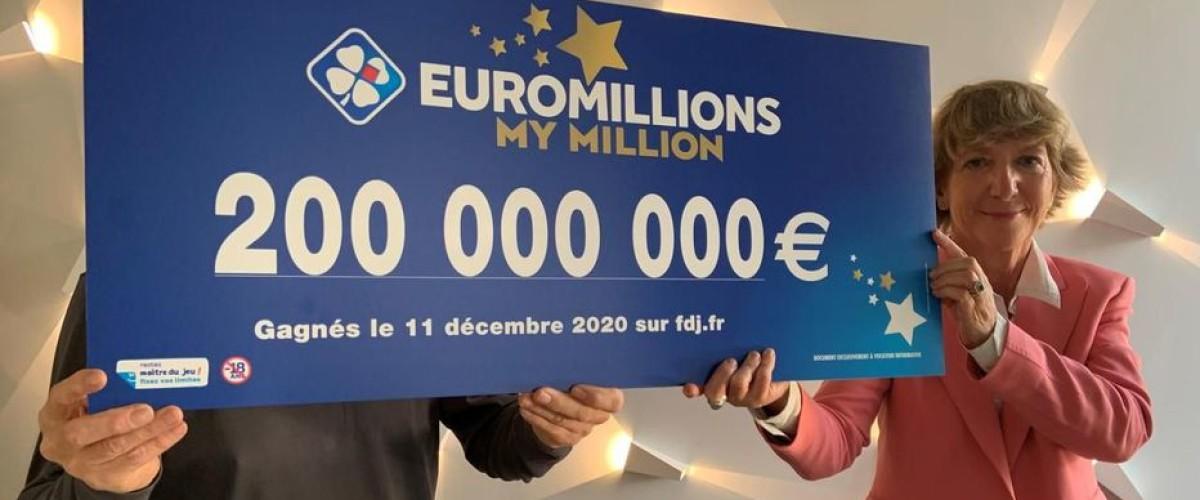 Le gagnant français de l'Euro Millions-record envisage d'aider les hôpitaux
