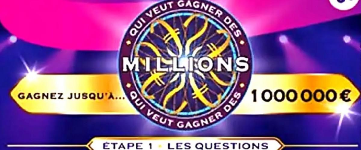 Qui veut gagner des millions: Premier succès du nouveau jeu «phygital»