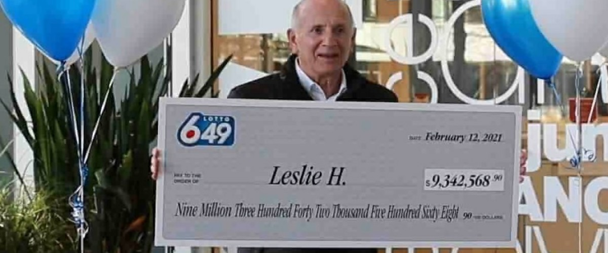 Faute de voyage le gagnant du Loto 6-49 Canadien achète un barbecue