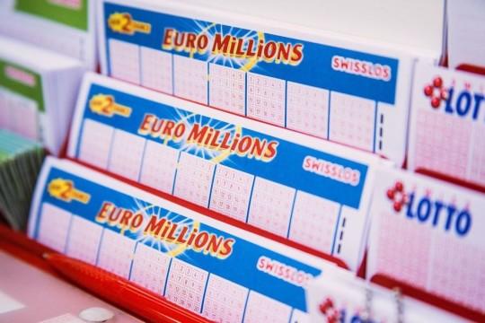 La cagnotte-record de l'Euro Millions tombe en Suisse