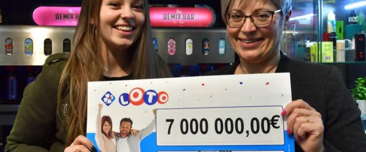 Loto de 7 millions: le gagnant s'appuyait sur des «statistiques»