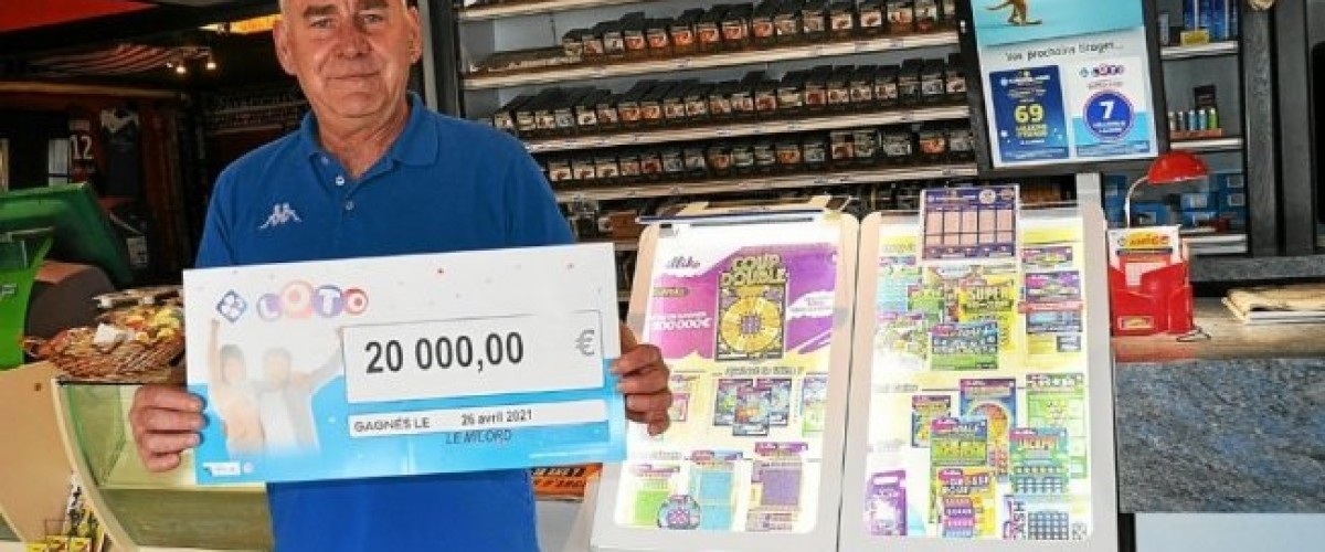 Loto de 20 000€ : encore une belle chance en Bretagne