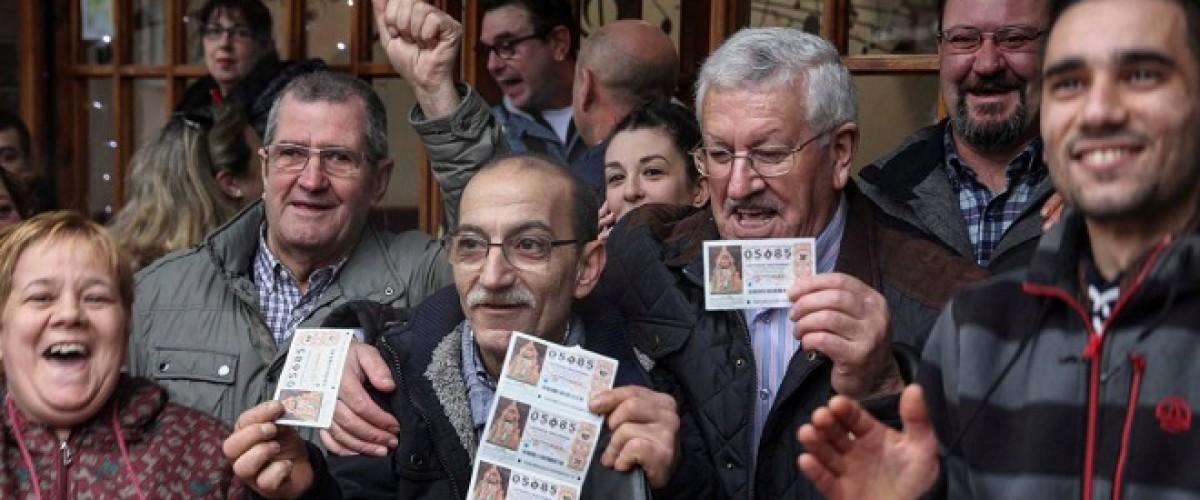 A Bilbao il primo premio della lotteria El Niño del 6 gennaio 2018
