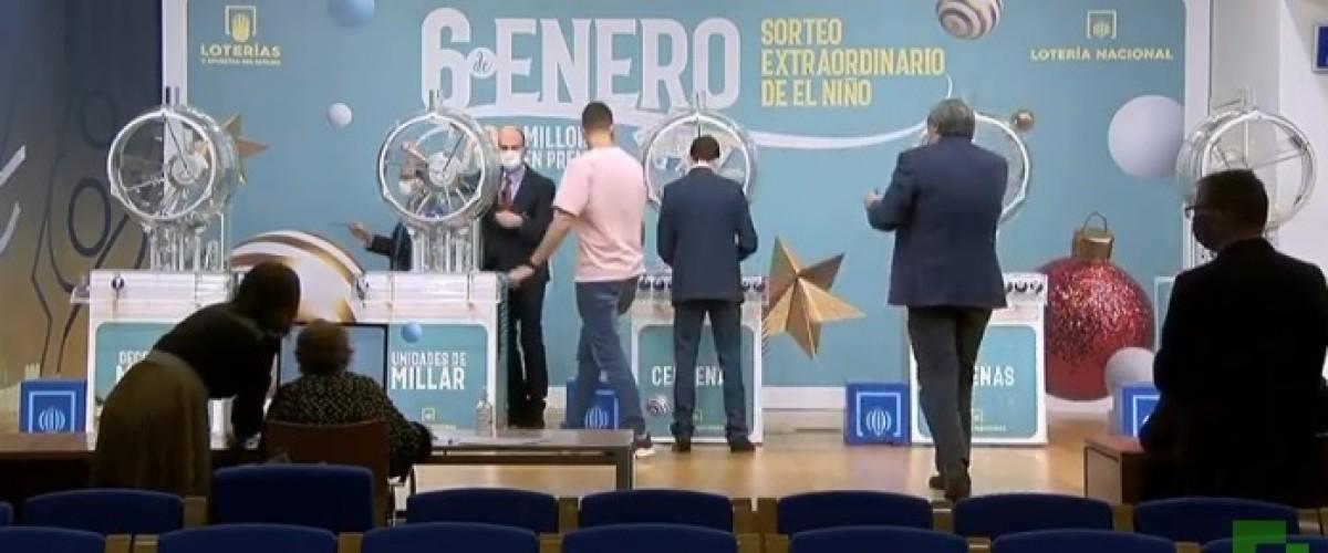 Il 6 gennaio la lotteria El Niño ha premiato la Spagna. Vince il 19570