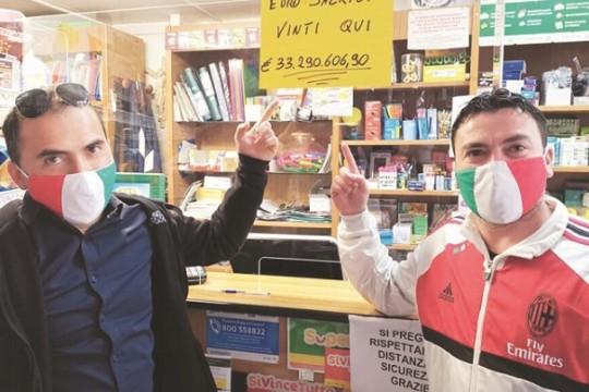 In Basilicata il jackpot alla lotteria Eurojackpot, un abitante dalla provincia di Potenza vince 33 milioni