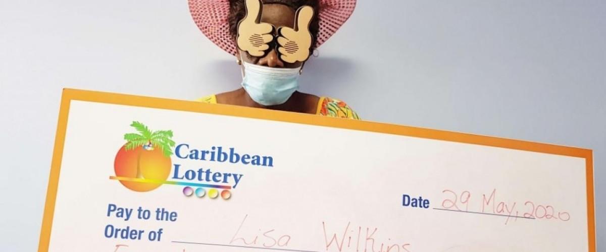 Vince due volte alla lotteria dei Caraibi con gli stessi numeri
