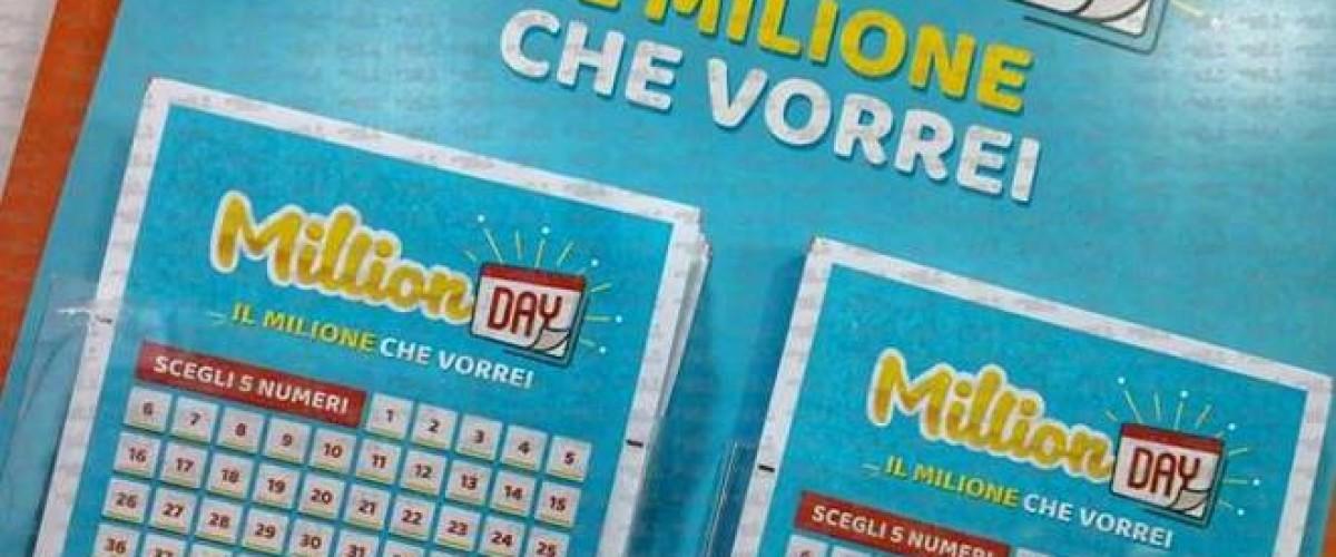 A Erba (CO) una vincita da un milione al MillionDay