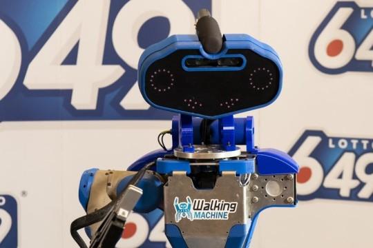 Riceve da un robot il premio al Lotto 649 canadese