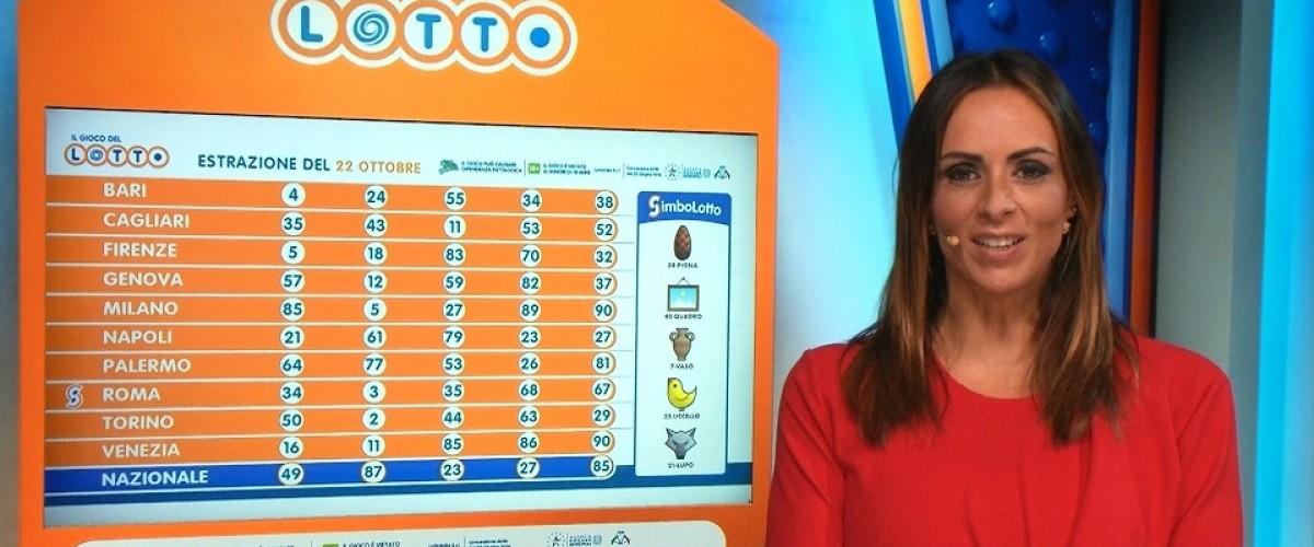 Ad Aversa una vincita al Lotto da 137 mila euro