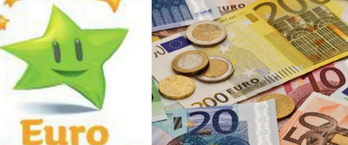 Una donna di Dublino ha vinto il jackpot Euromillions da 49,5 milioni