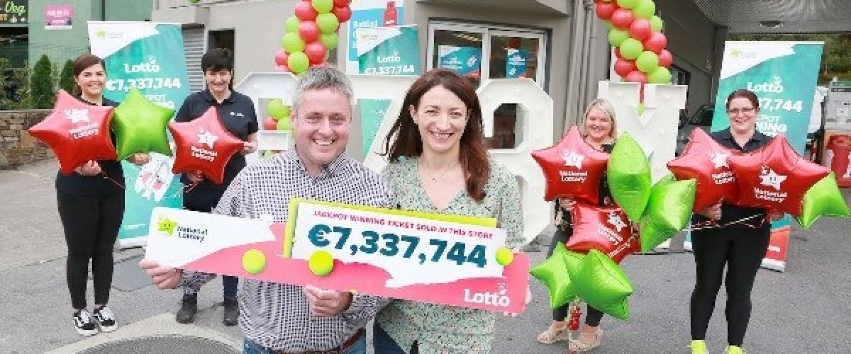 Vinto a Clifden il jackpot da 7,3 milioni al Lotto irlandese