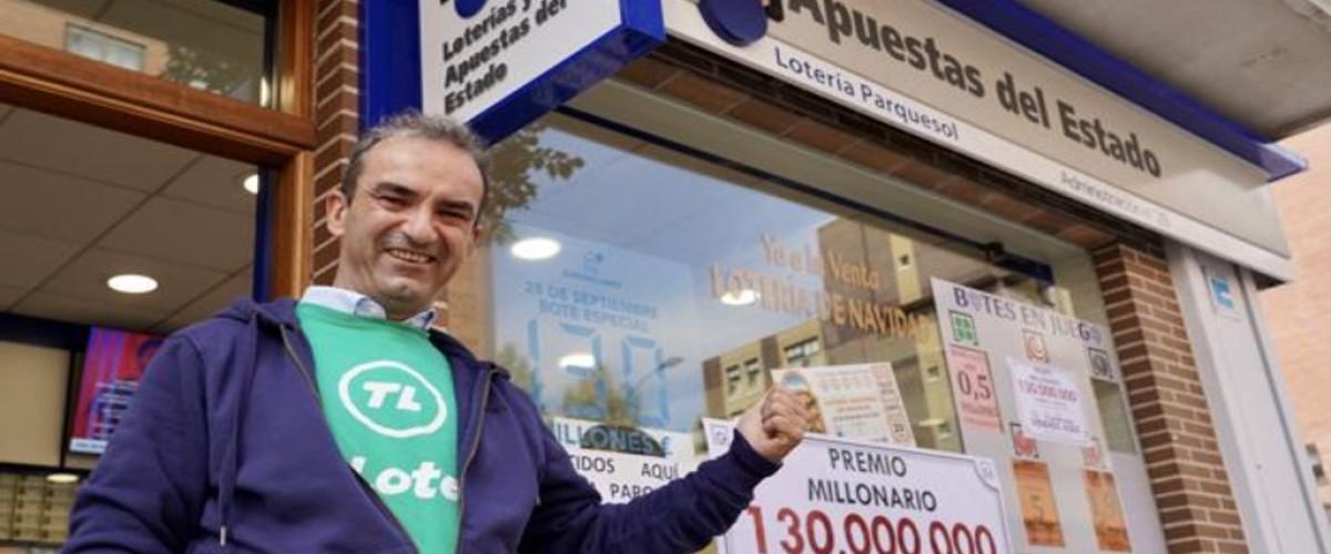 A uno spagnolo il jackpot del Superdraw Euromillions da 130 milioni
