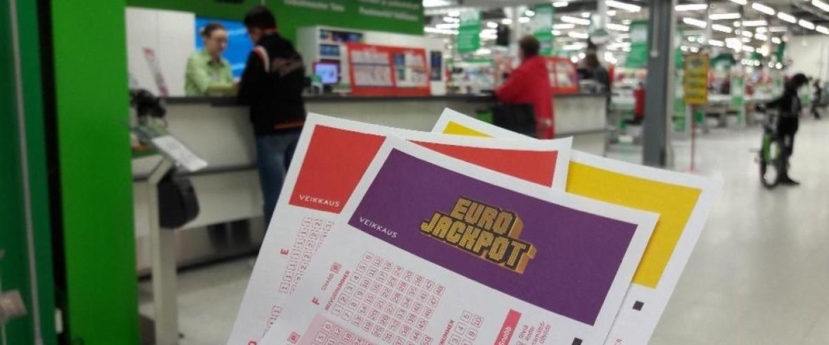 Eurojackpot, il 9 ottobre 7 persone con 5+1 vincono 318 mila