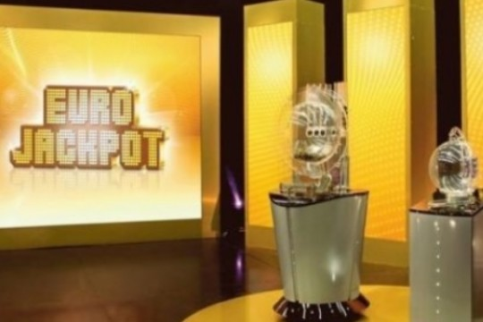 Un 5+1 da 2 milioni in Germania all'Eurojackpot del 6 novembre
