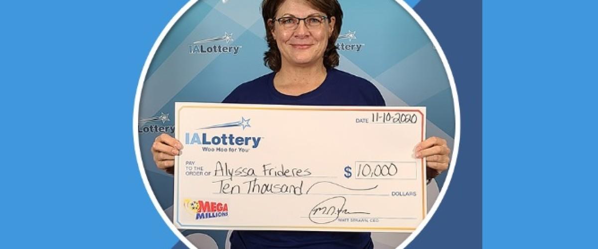 Trova un biglietto Mega Millions smarrito e vince 10 mila dollari