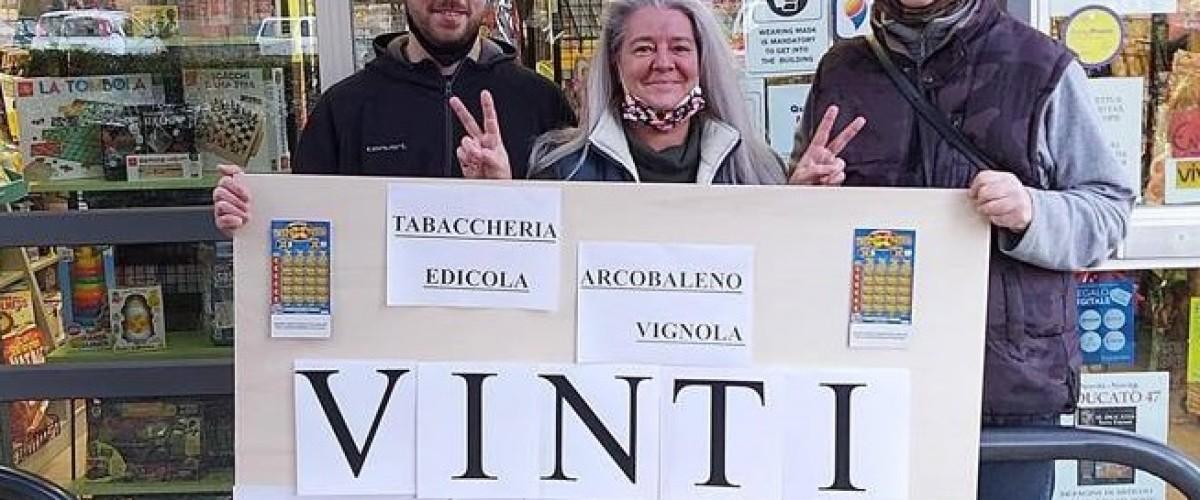 La Dea Bendata sorride a Vignola (Mo) con un Gratta e Vinci da due milioni