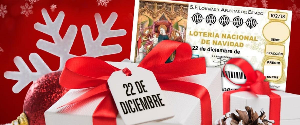 Appuntamento al 22 dicembre con la lotteria di Natale spagnola