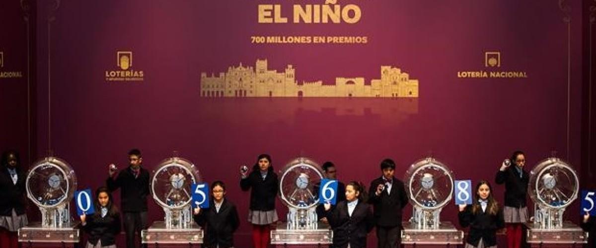 Il 6 gennaio arriva El Niño, la seconda lotteria spagnola in ordine di importanza