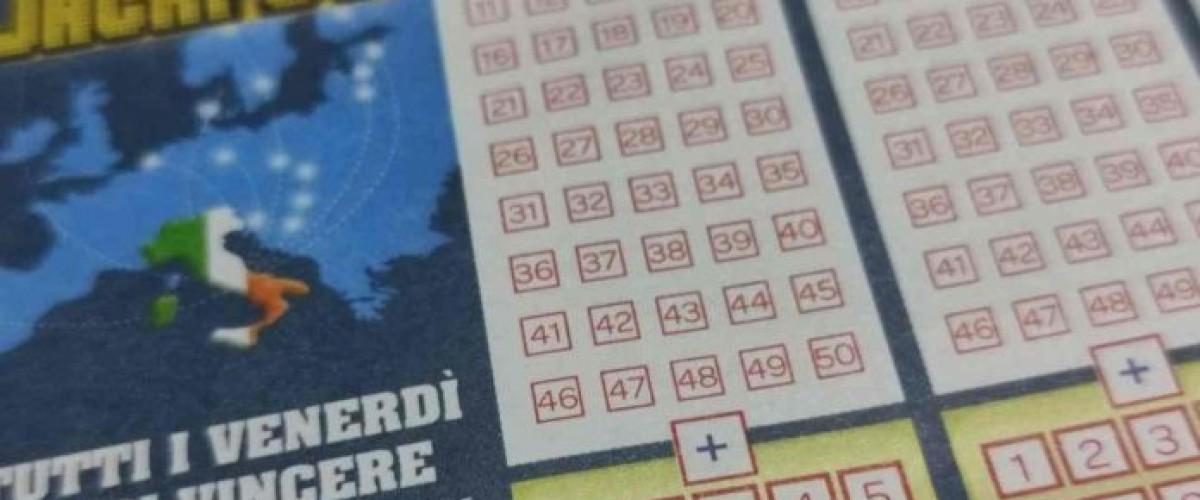 Natale felice per 6 persone che hanno vinto 353 mila all'Eurojackpot