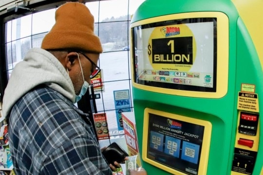 Un jackpot miliardario del Mega Millions va in Michigan