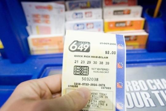 Vincitore canadese al Lotto 6/49 dona a ospedali parte della vincita