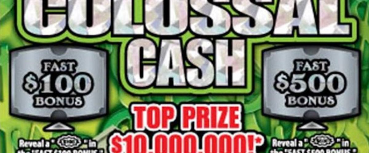 Pesca il gratta e vinci da 10 milioni di dollari
