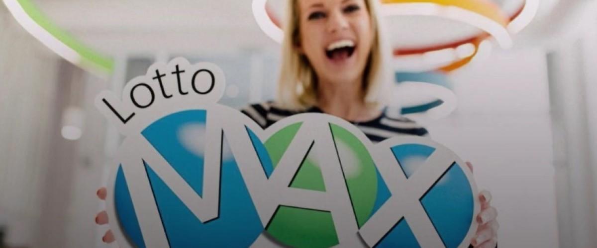 Jackpot del Lotto Max in Ontario, vinti 70 milioni di dollari
