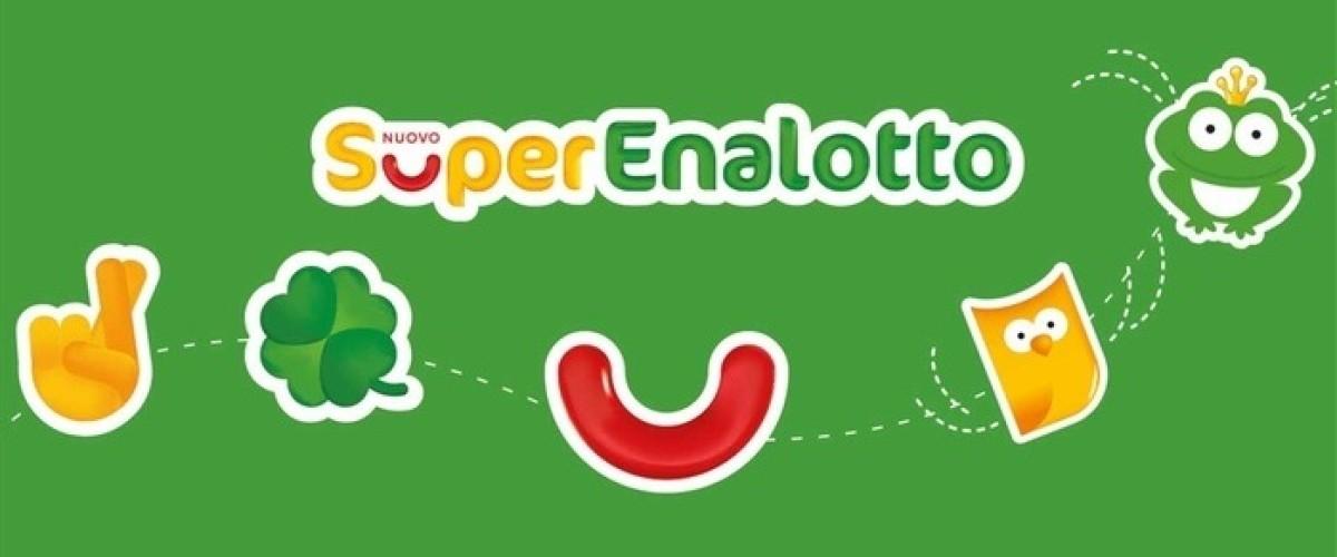 Superenalotto, sette '5' da 30 mila euro all'estrazione del 20 aprile