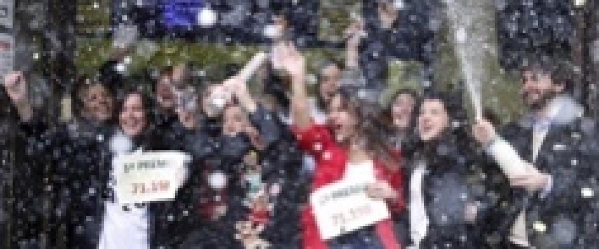 Si avvicina l'estrazione del Gordo de Navidad, la lotteria spagnola con il jackpot più alto d'Europa